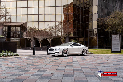 2016 Bentley Continental GT V8S on ADV.1 ADV510