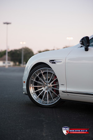 Bentley Continental GT V8S ADV15 Track Spec CS