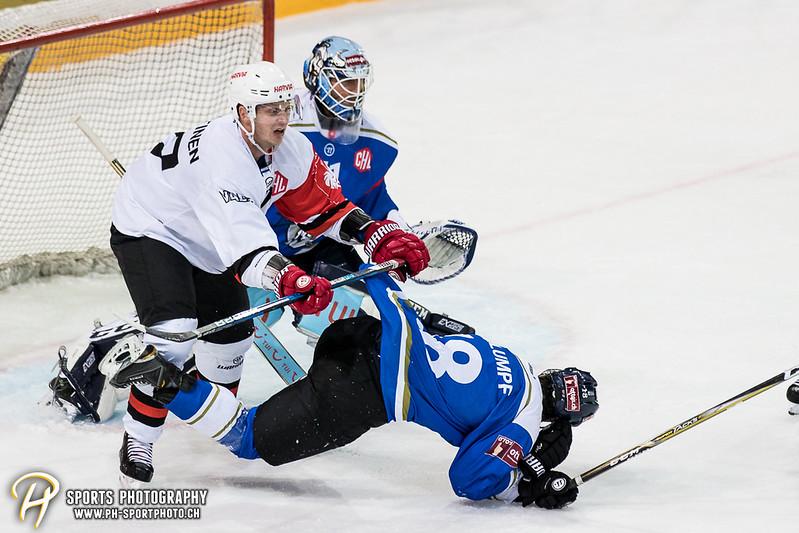 Champions Hockey League: EV Zug - JYP Jyväskylä - 6:3 - Bild-ID: 201709020632