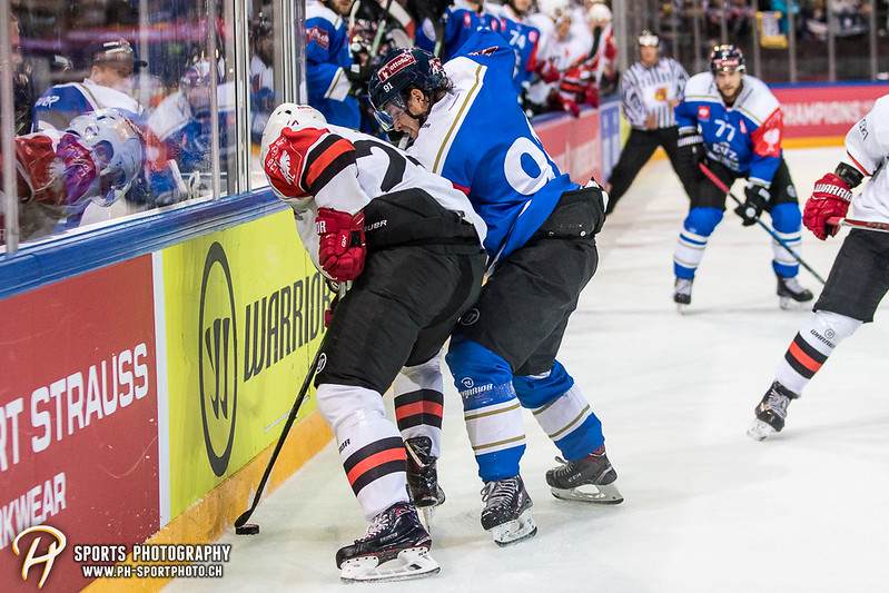Champions Hockey League: EV Zug - JYP Jyväskylä - 6:3 - Bild-ID: 201709020952