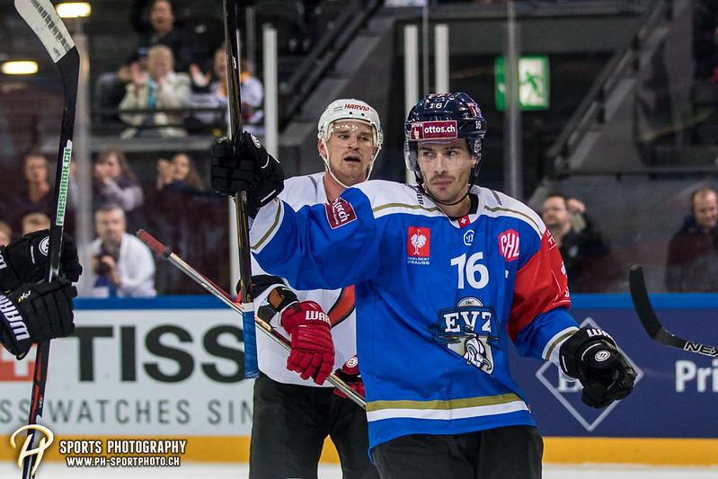 Champions Hockey League: EV Zug - JYP Jyväskylä - 6:3 - Bild-ID: 201709021044