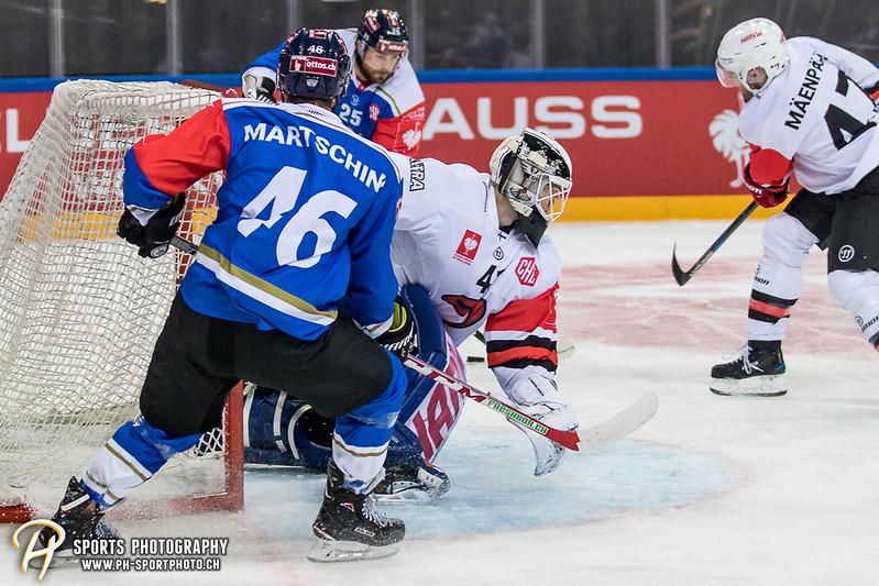 Champions Hockey League: EV Zug - JYP Jyväskylä - 6:3 - Bild-ID: 201709020671