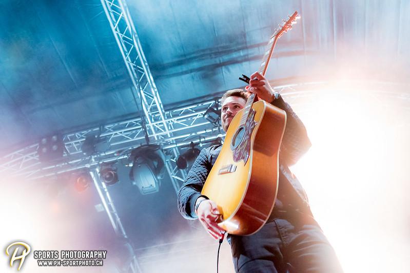 EVZ-Volksfest: Konzert - Bastian Baker - Bild-ID: 201709010275
