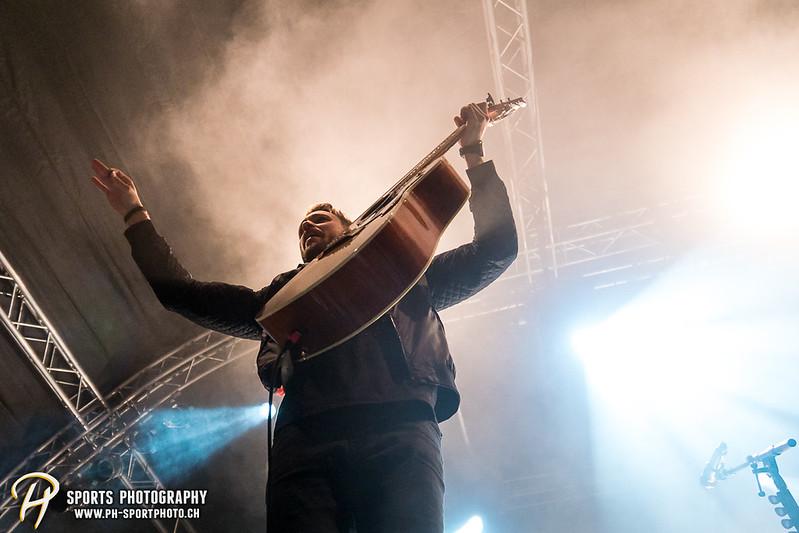 EVZ-Volksfest: Konzert - Bastian Baker - Bild-ID: 201709010306
