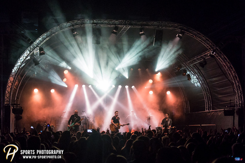 EVZ-Volksfest: Konzert - Bastian Baker - Bild-ID: 201709010397