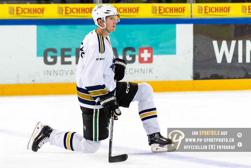 Training mit John Klingberg (NHL, Dallas Stars) - 2018: EV Zug - 23-08-2018
