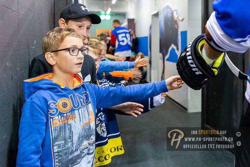 Champions Hockey League - 18/19: EV Zug - Eisbären Berlin - 07-09-2018