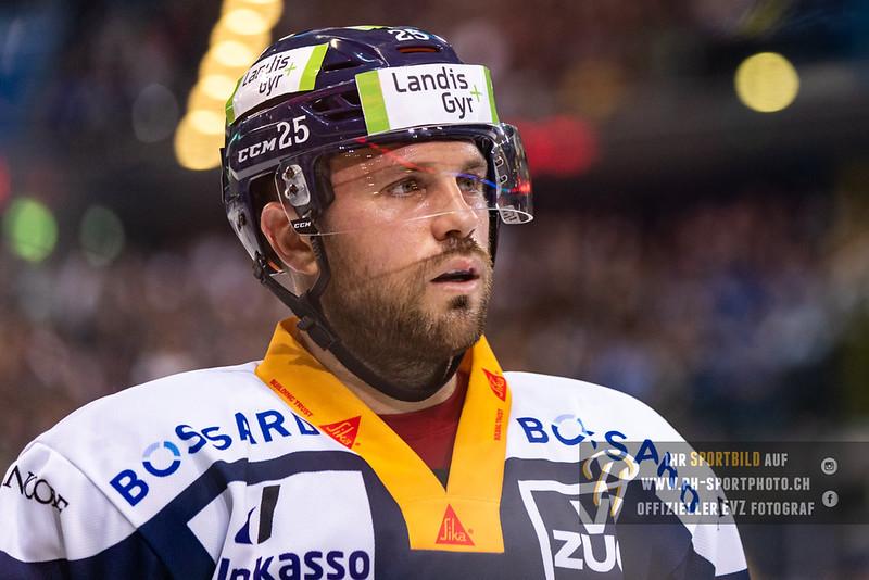 National League - 18/19: EV Zug - HC Lugano - 22-09-2018