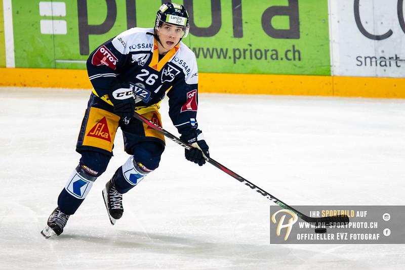 National League - 18/19: EV Zug - Geneve-Servette HC - 05-10-2018