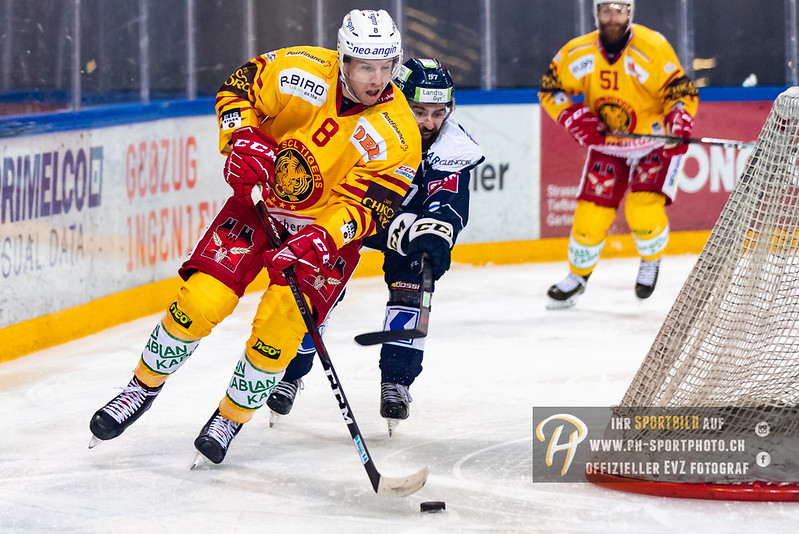 National League - 18/19: EV Zug - SCL Tigers - 19-10-2018