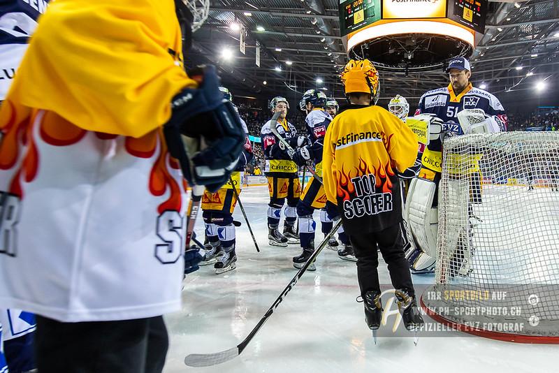 National League - 18/19: EV Zug - SC Rapperswil-Jona Lakers - 17-11-2018