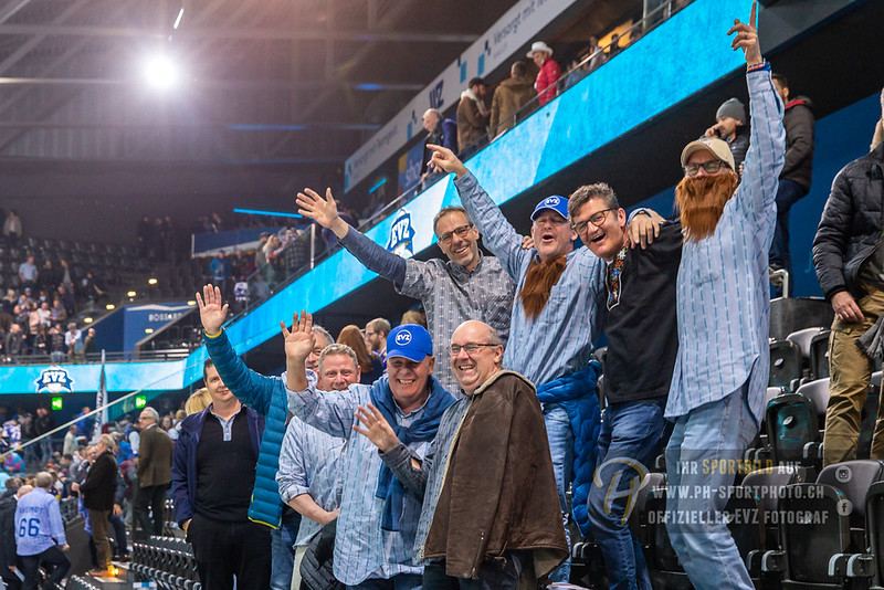 National League - 18/19: EV Zug - SC Bern - 23-02-2019