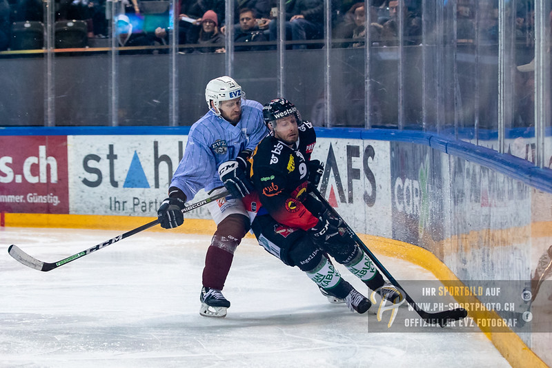 National League - 18/19: EV Zug - SC Bern - 23-02-2019