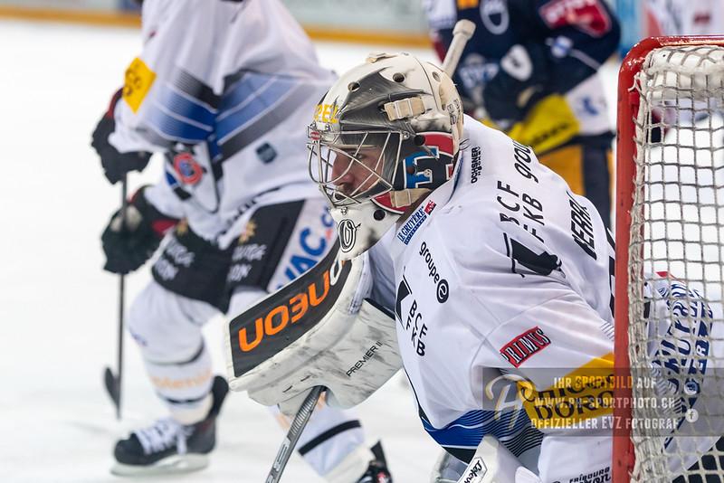 National League - 18/19: EV Zug - HC Fribourg Gotteron - 04-03-2019