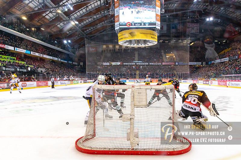National League - Playoff Final - Spiel 1 - 18/19: SC Bern - EV Zug - 11-04-2019
