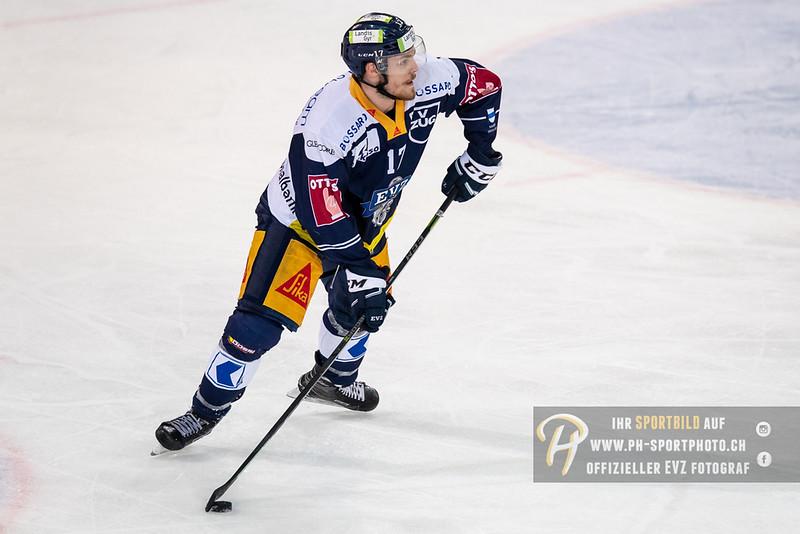 National League - Playoff Final - Spiel 4 - 18/19: EV Zug - SC Bern - 18-04-2019