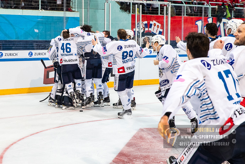 Swiss Ice Hockey Cup - Final - 18/19: EV Zug - SC Rapperswil-Jona Lakers - 03-02-2019