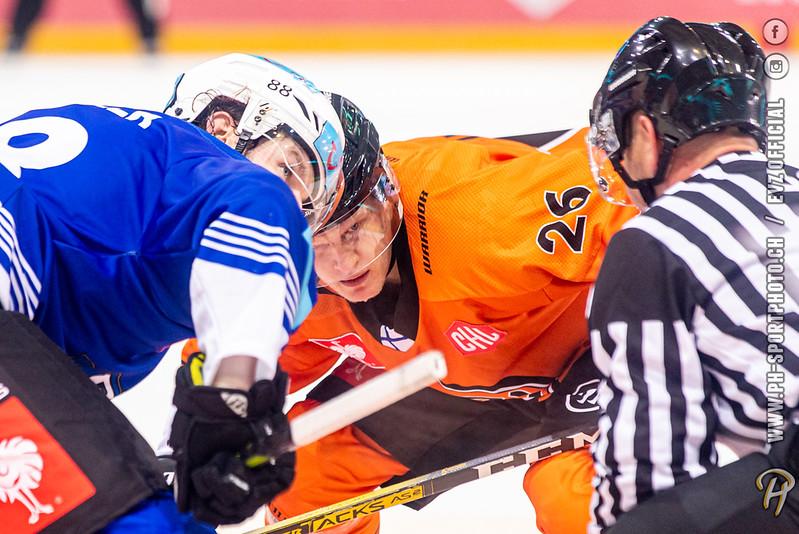 Champions Hockey League - 19/20: EV Zug - HPK Hämeenlinna - 31-08-2019