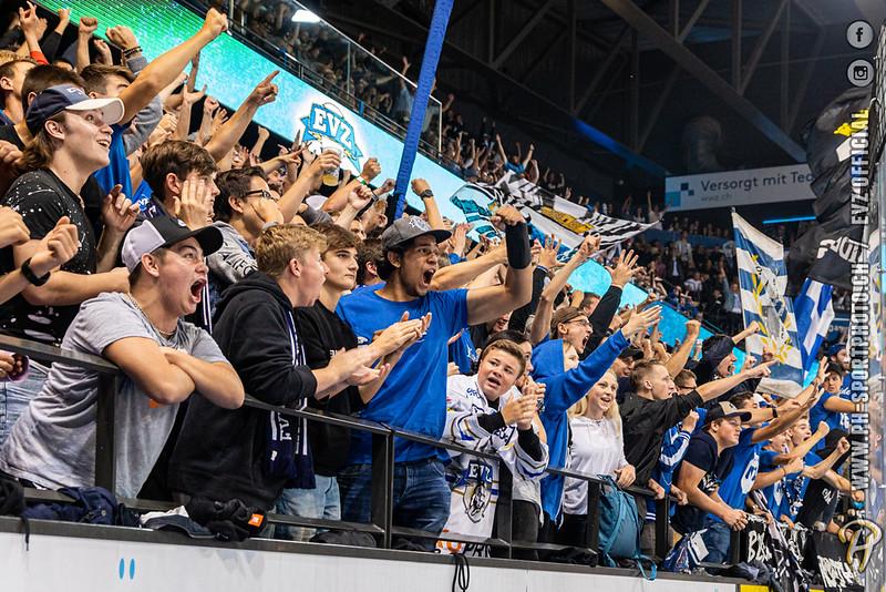 National League - 19/20: EV Zug - ZSC Lions - 14-09-2019