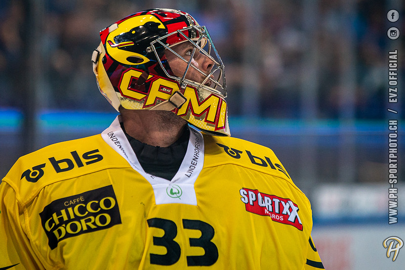 National League - 19/20: EV Zug - SC Bern - 28-09-2019