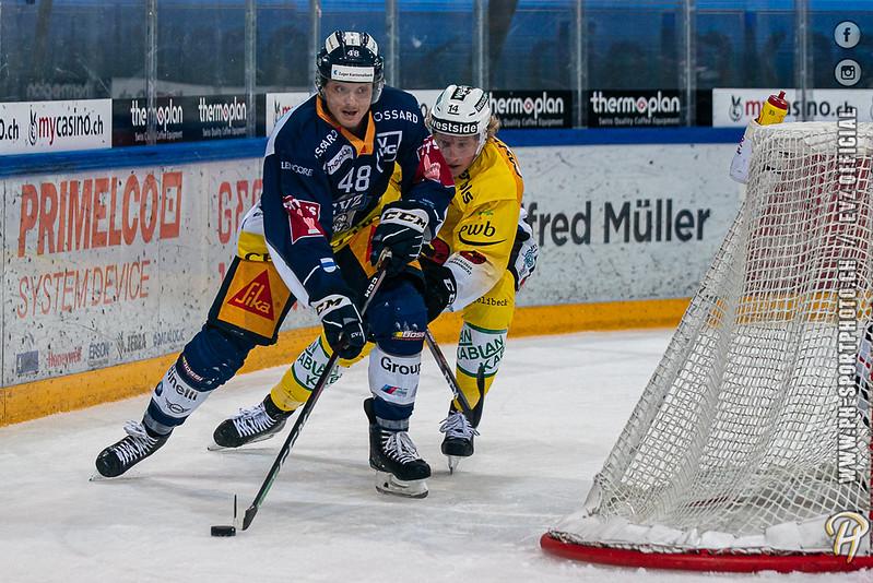 National League - 19/20: EV Zug - SC Bern - 28-09-2019