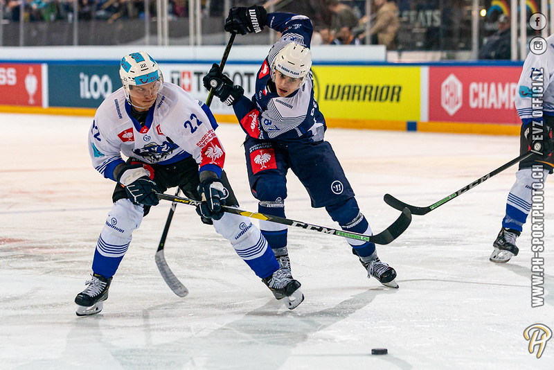 Champions Hockey League - 19/20: EV Zug - HC Pilsen - 09-10-2019