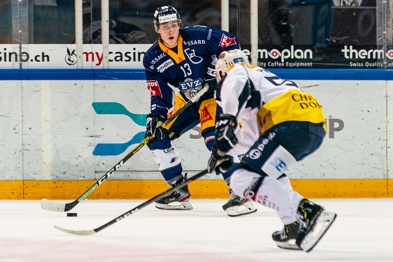 National League - 19/20: EV Zug - HC Ambri-Piotta - 11-10-2019