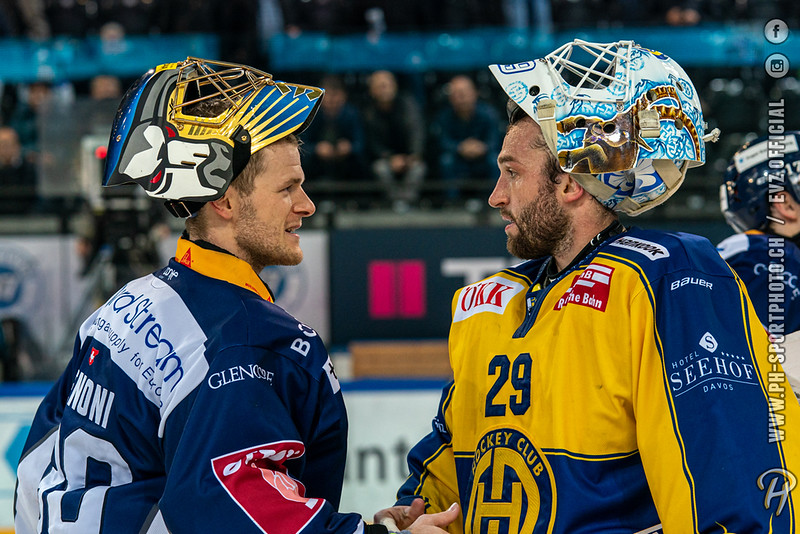 National League - 19/20: EV Zug - HC Davos - 15-11-2019