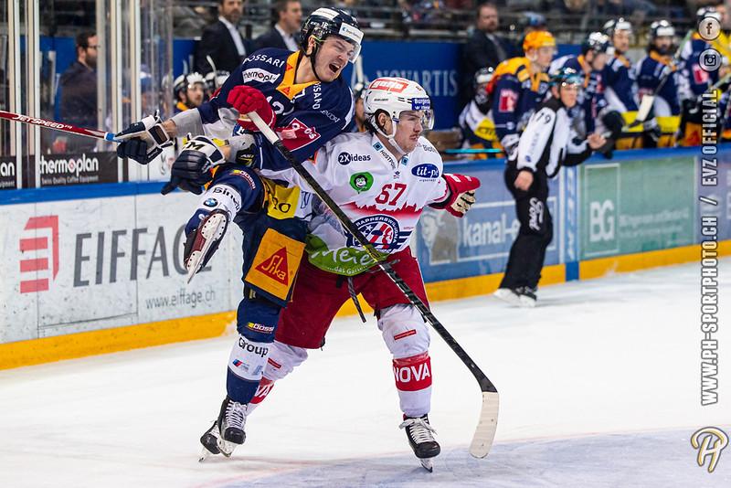 National League - 19/20: EV Zug - SC Rapperswil-Jona Lakers - 31-01-2020