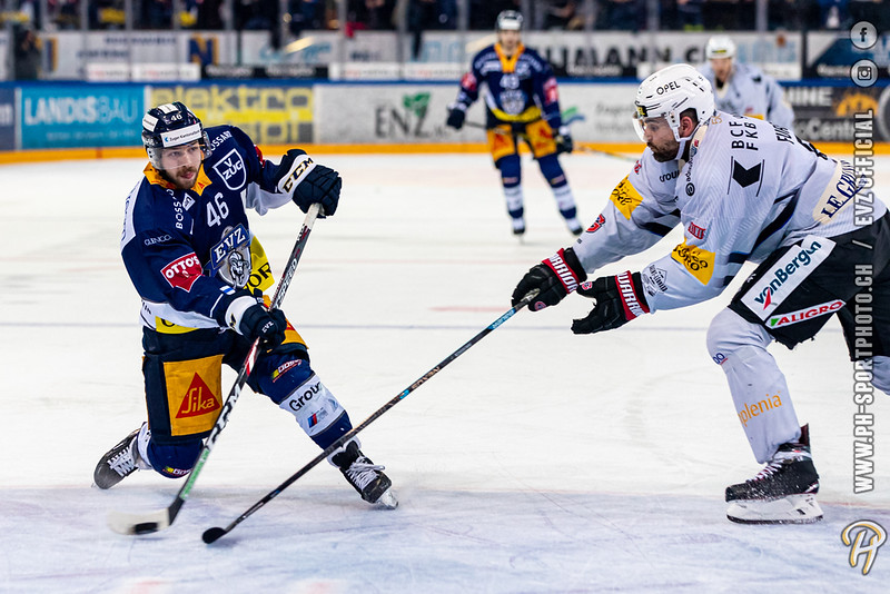National League - 19/20: EV Zug - HC Fribourg-Gottéron - 15-02-2020