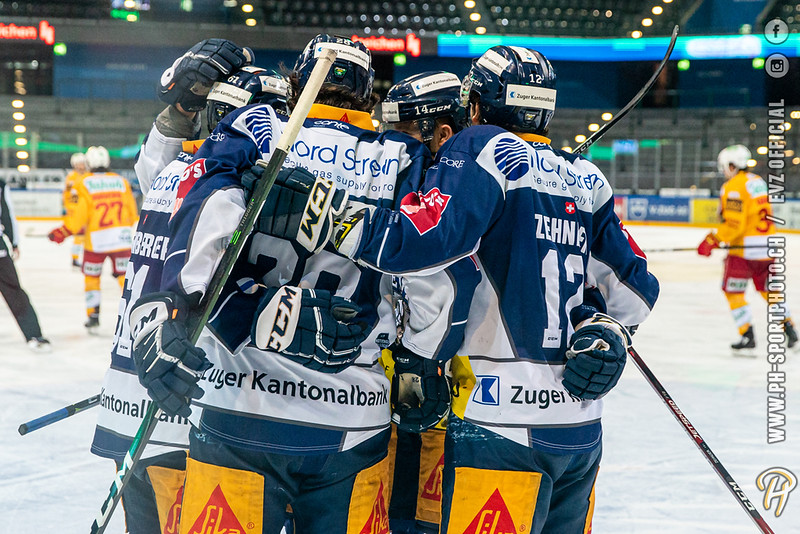 National League - 19/20: EV Zug - SCL Tigers - 28-02-2020