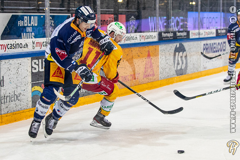 National League - 19/20: EV Zug - HC Fribourg-Gotteron - 28-02-2020