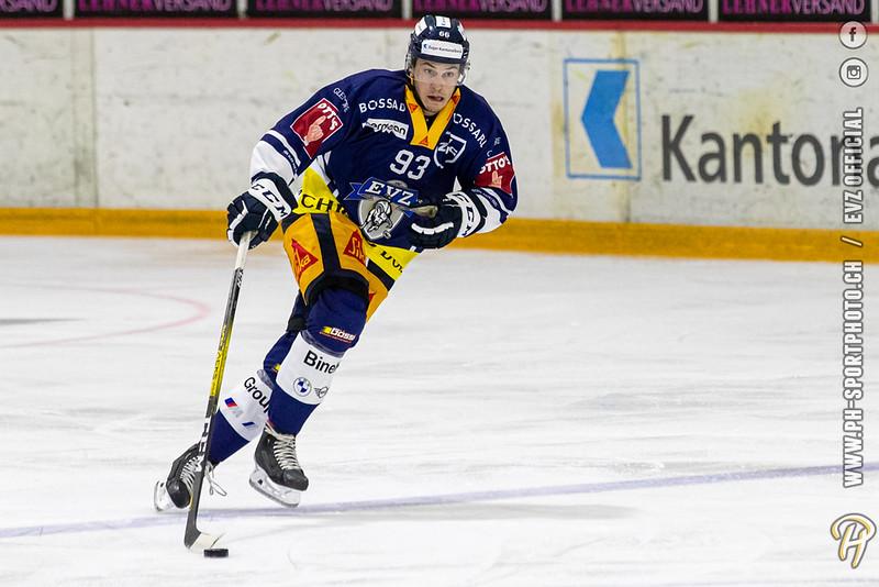 Lehner Cup - 2020: HC Ambrì-Piotta - EV Zug - 21-08-2020