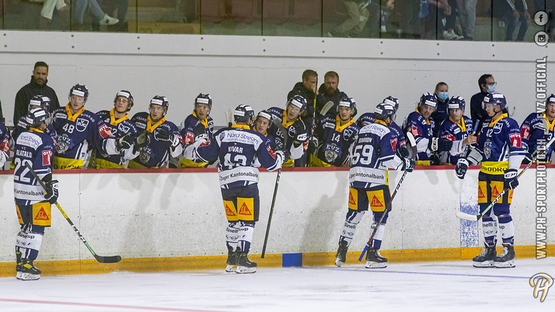 Lehner Cup - 2020: EV Zug - SC Rapperswil-Jona Lakers - 22-08-2020