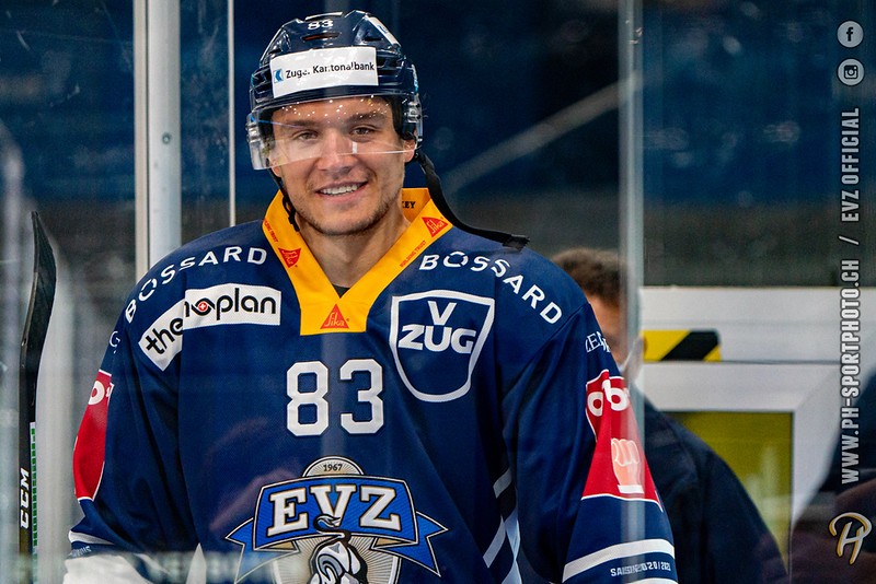National League - 20/21: EV Zug - HC Davos - 11-09-2020
