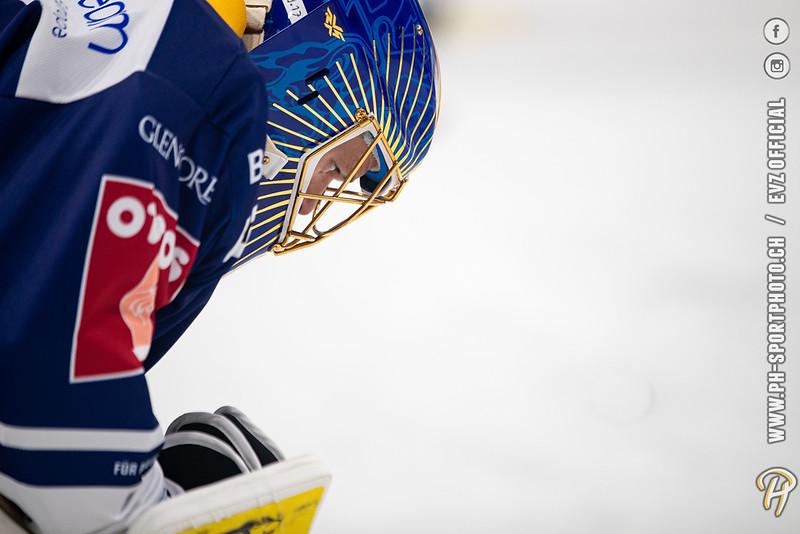 National League - 20/21: EV Zug - EHC Biel-Bienne - 18-09-2020