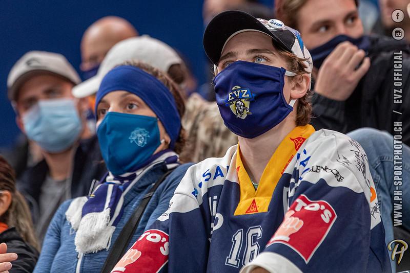 National League - 20/21: EV Zug - SC Bern - 10-10-2020