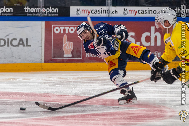 National League - 20/21: EV Zug - SC Bern - 10-10-2020