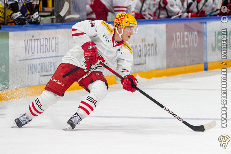National League - 20/21: EV Zug - Lausanne HC - 16-10-2020