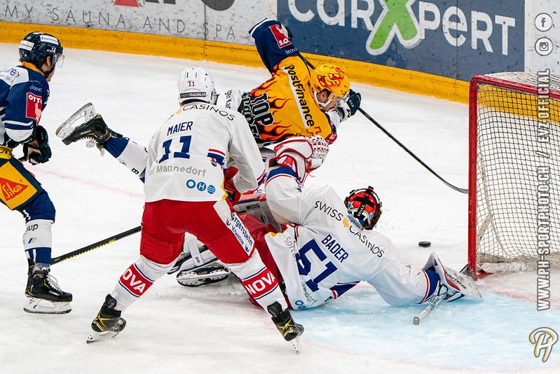 National League - 20/21: EV Zug - SC Rapperswil-Jona Lakers - 14-11-2020