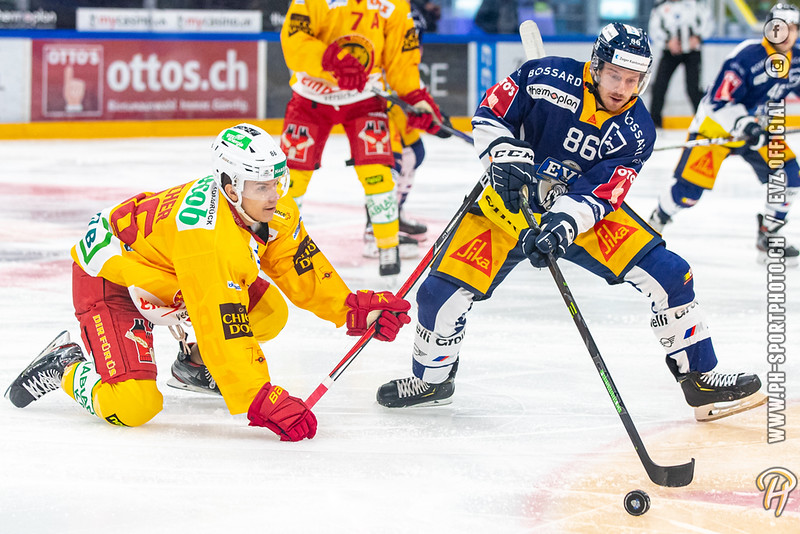 National League - 20/21: EV Zug - SCL Tigers - 23-12-2020