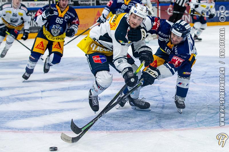 National League - 20/21: EV Zug - HC Ambrì-Piotta - 17-01-2021