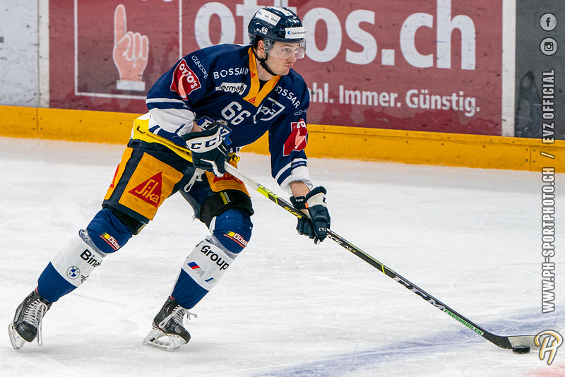 National League - 20/21: EV Zug - EHC Biel-Bienne - 09-02-2021