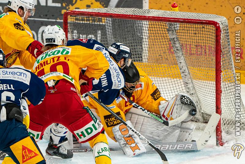 National League - 20/21: EV Zug - SCL Tigers - 12-02-2021