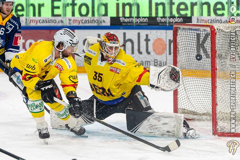 National League - 20/21: EV Zug - SC Bern - 25-02-2021