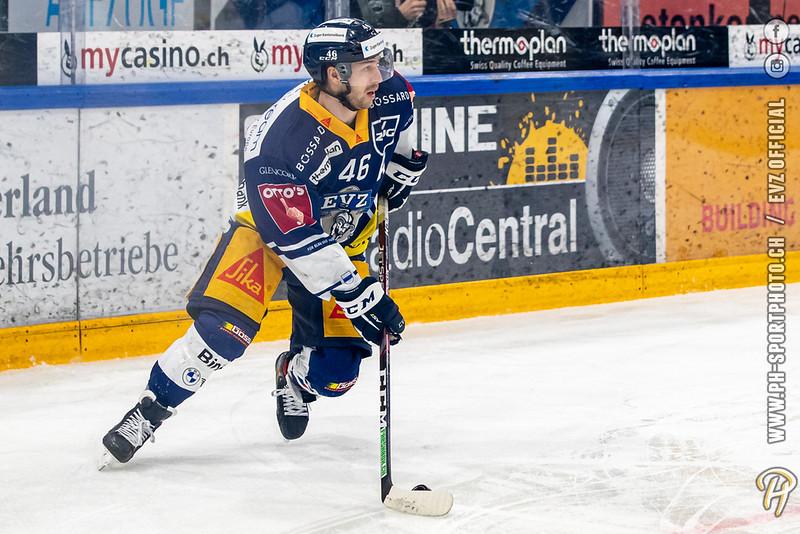 National League - 20/21: EV Zug - Genève-Servette HC - 24-03-2021