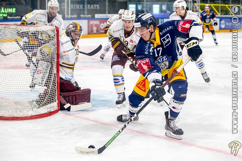 National League - 19/20: EV Zug - Genève Futur Hockey - 24-03-2021