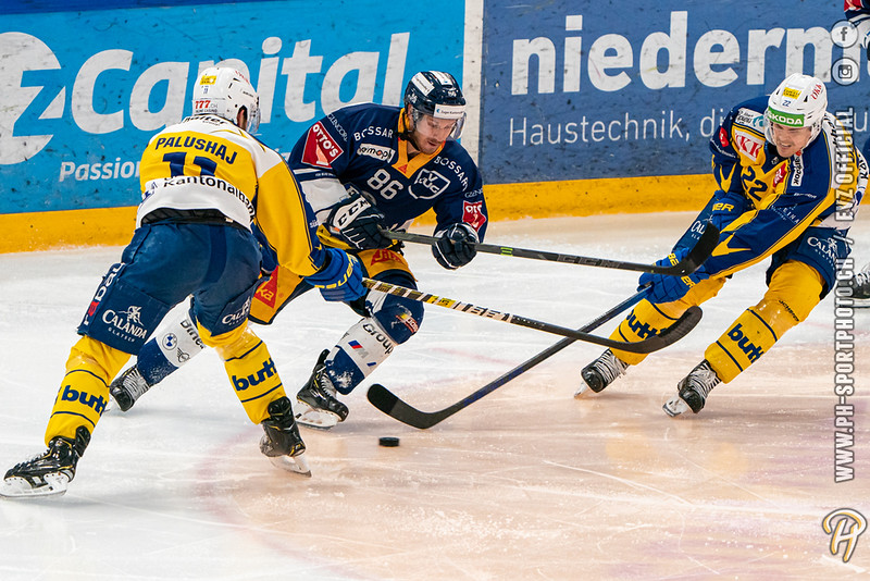 National League - 20/21: EV Zug - HC Davos - 30-03-2021