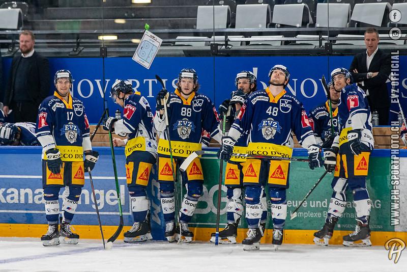 National League - 20/21: EV Zug - SC Bern - 17-04-2021