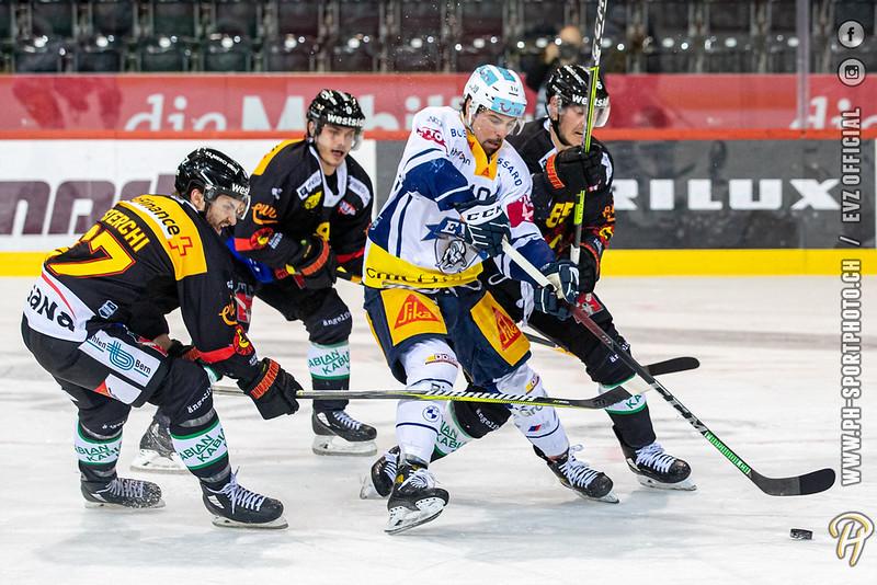 National League - 20/21: SC Bern - EV Zug - 23-04-2021